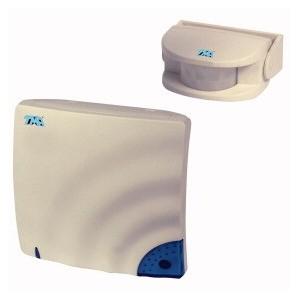 Campanello con sensore di movimento - Campanello senza fili da esterno ...