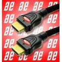 CORDONE CABLATO  HDMI M/M   LUNGH. 2 MT