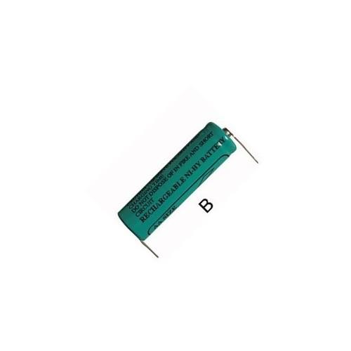 Batterie al Ni-Mh (1,24V)-Elementi singoli