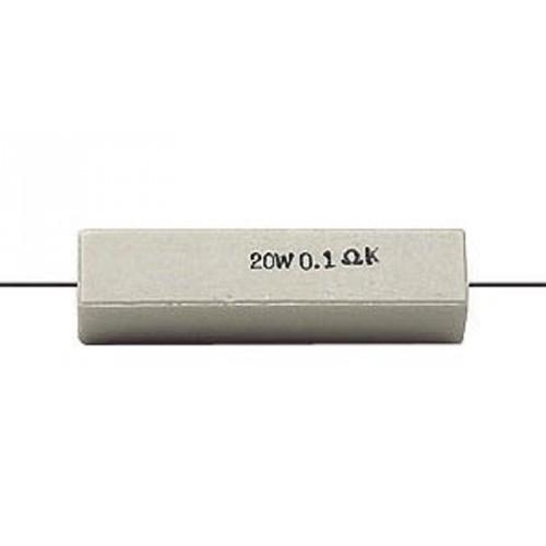 Resistori a filo - 20W