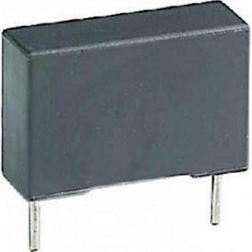 Condensatori poliestere radiali ( verticali )