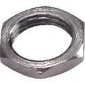 dado esagonale in acciaio nichelato