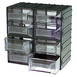 Terry Cassettiere In Plastica.Cassettiera Componibile 8 Cassetti