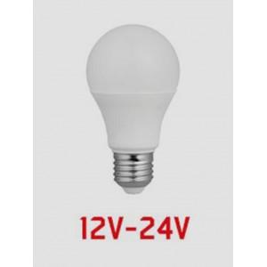 Lampada a led attacco e27 12v 10w colore bianco caldo for Lampade a led e 27