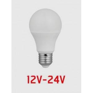 LAMPADA A LED ATTACCO E27 12V 10W COLORE BIANCO NATURALE - Antei e ...