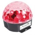 sfera luminosa a LED