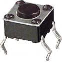 micropulsante da circuito stampato 6x6x5mm