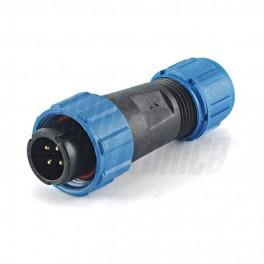 componente Connettore 7mm Grado 80 Catena Connettori