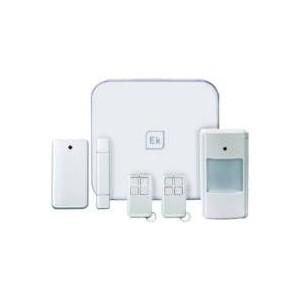 Kit Antifurto Wifi+GSM Ekselans Sikur IP