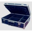 valigia porta utensili in alluminio colore blu 45x33x15 cm