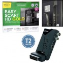 Ricevitore digitale terrestre Digiquest Easy scart hd gold