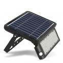 Proiettore Solare 10 W a Led con Pir