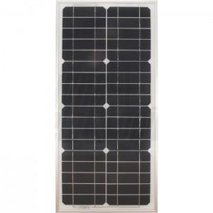 Pannello Fotovoltaico 21,7V 1,53A  27W