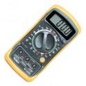MULTIMETRO DIGITALE CON DISPLAY 3 1/2 DIGIT LCD A NORME IEC 1010