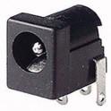 spina di alimentazione da circuito stampato 2,1mm