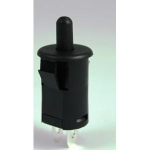 Minuteria Parti Auto Interruttore acceso spento luce abitacolo Pulsante per Impianto elettrico Bottone in Colore Nero