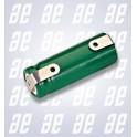 batteria ricaricabile 1,2v 330mah