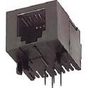 presa rj45 da circuito stampato 90°