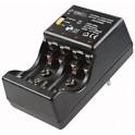 carica scarica batterie per stilo ministilo e 9V