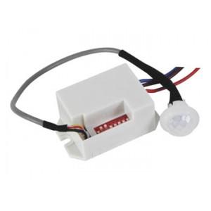 Rilevatore Di Presenza Per Accensione Luci.Mini Sensore Pir Controllo Luce