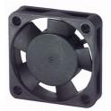 Ventilatore assiale 5 VDC 40 x 40 x 10 mm Commonwealth FP-108HX