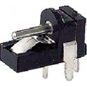 spina di alimentazione 1mm da circuito stampato