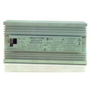 Schema Elettrico Elevatore Di Tensione : Riduttore di tensione da 24v a 12v 35a lineare anteipaolucci.it