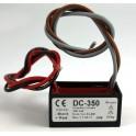 ALIMENTATORE PER 6 LED 350MA 6-30V d.c.