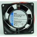 Ventilatore assiale 24 VDC 80 X 80 X 32 mm Ebm Papst 8314