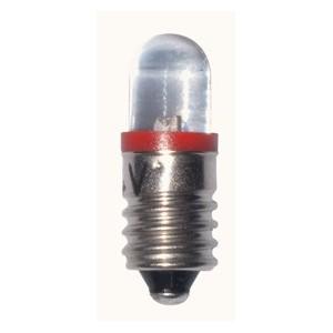 LAMPADA E10 24V LED BIANCA