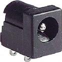 spina di alimentazione da circuito stampato 2,5mm