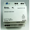 ALIMENTATORE 24V 2,8A SWITCHING PER BARRA DIN FINDER 78 60 1 230 2403