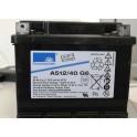 batteria ricaricabile al piombo 12v 40a/h