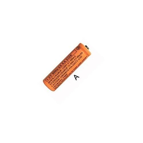 Batterie al Ni - Cd (1,24V) Elementi singoli