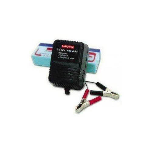 Caricabatterie per batterie al piombo