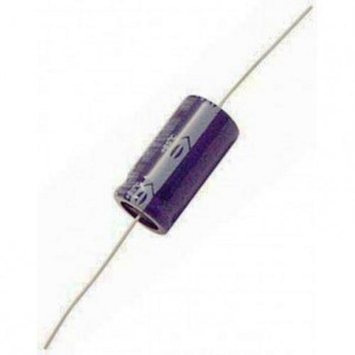 Condensatori elettrolitici a montaggio orizzontale (assiali)