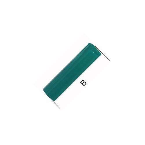 Elementi singoli al Ni-Mh (FORMATO 4/3A) ø17mm x L66,5mm