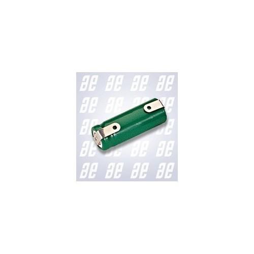 Elementi singoli al Ni-Mh (FORMATO 2/3AAA) ø10,1mm x L29,7mm