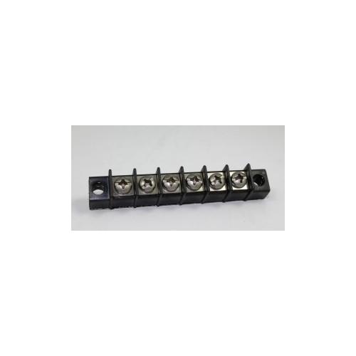 Morsettiere singola fila passo 9,52mm
