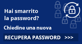 Chiedi una nuova password